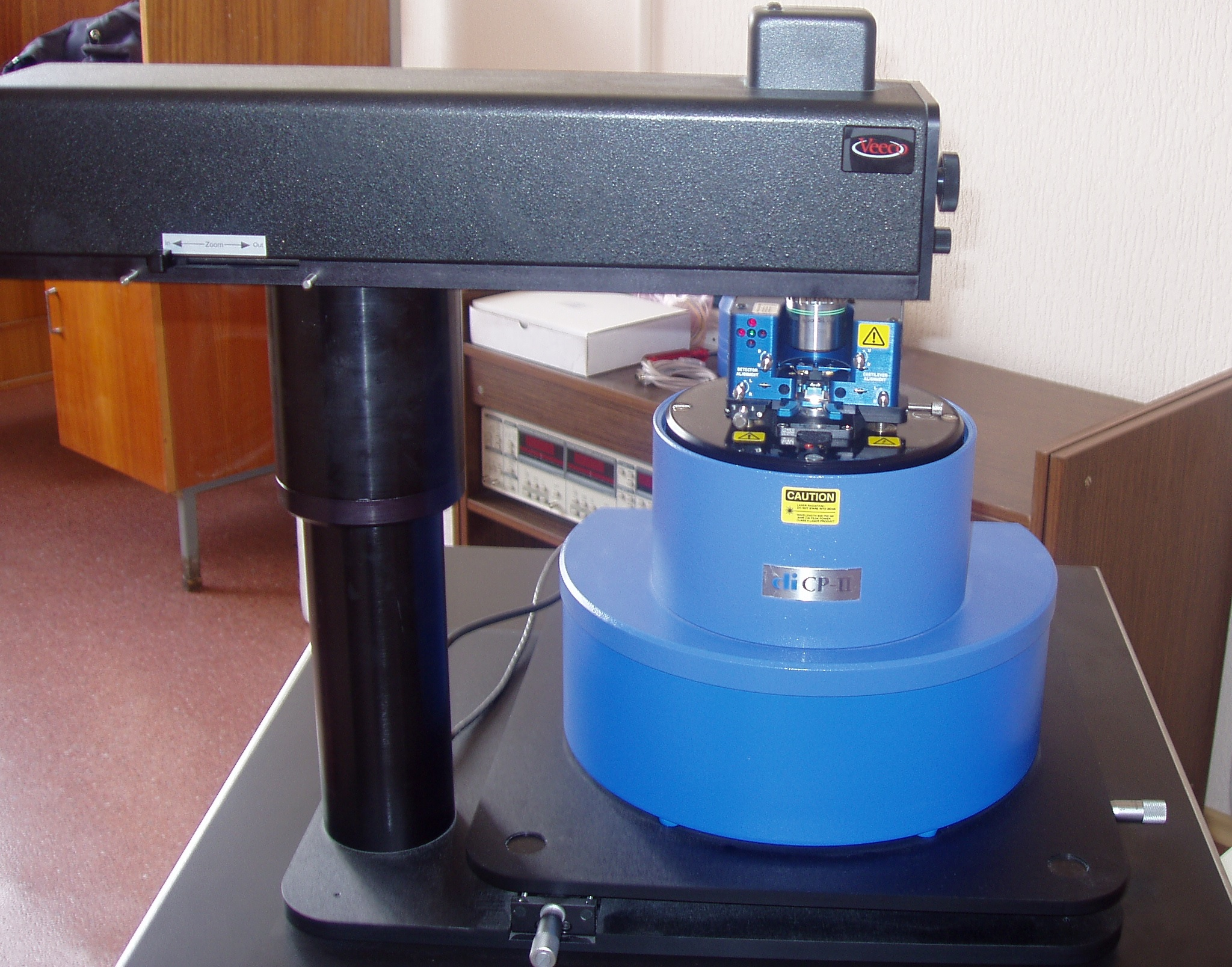 Atomic Force Microscope VEECO CP II