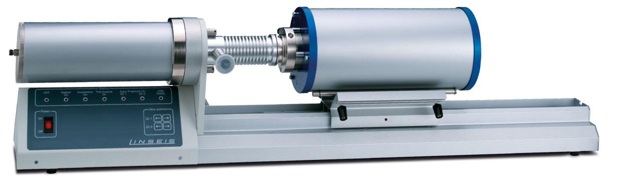 Horizontal Dilatometer LINSEIS L76 Platinum Series
