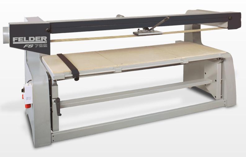 Šaurlentas slīpmašīna ar kustīgu galdu/ Belt Sander