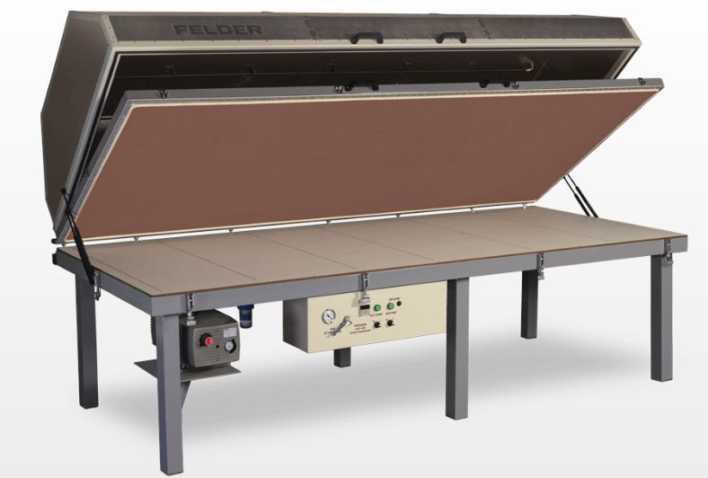 Membrānas vakuuma prese / Membrane press