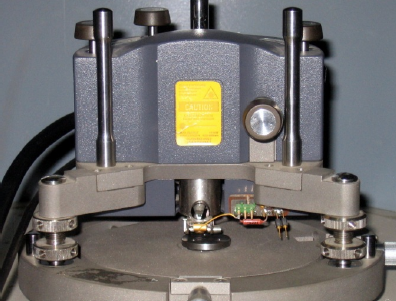 Atomic Force Microscope NT-MDT Smena