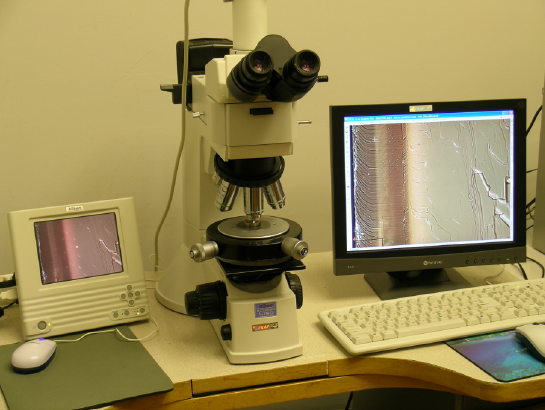 Optical microscope ECLIPSE L150