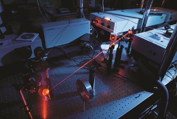 Picosecond Fluorescence Spectrometer