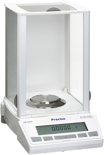 Microanalytical balances