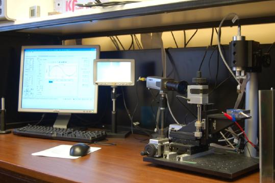 Scanning Kelvin Probe system SKP5050