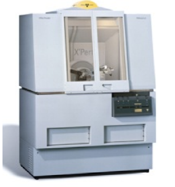 X-ray Diffractometer PANalytical X'Pert Pro powder