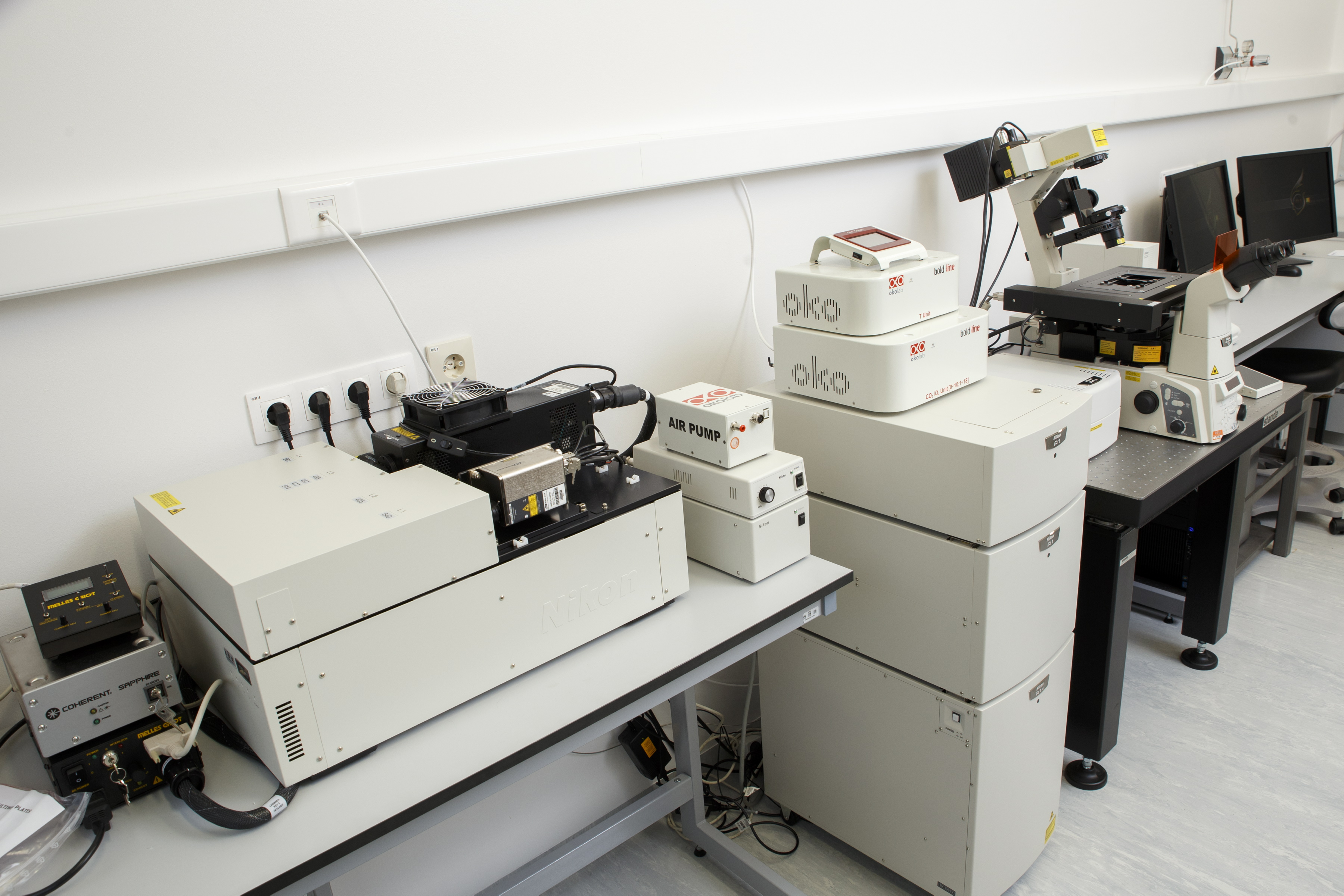 Confocal Laser Scanning Microscope