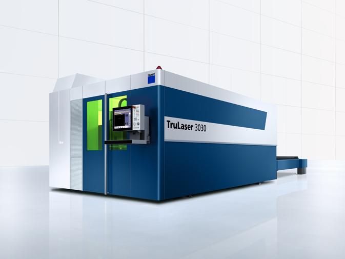 TRUMPH Laser cutting machine