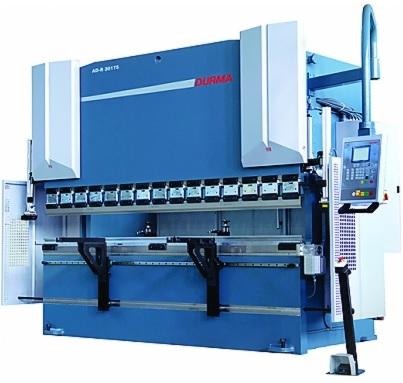 DURMA AD-R 25100 CNC Hydraulic Press Brake
