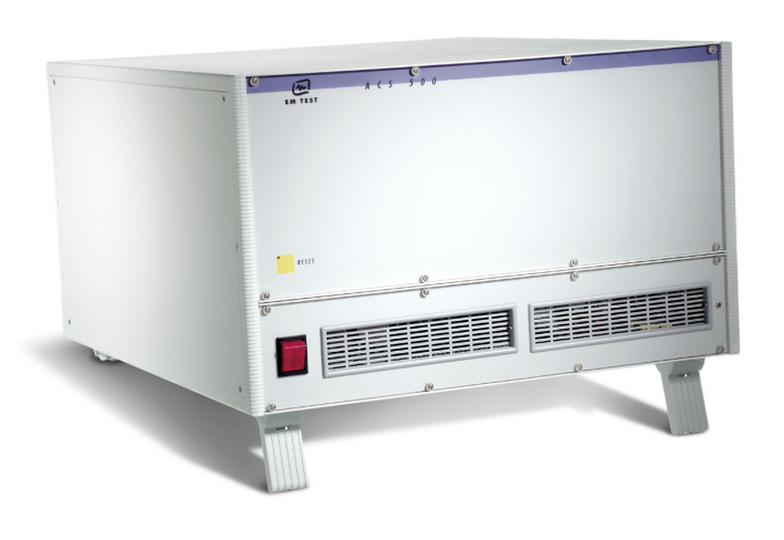 Single phase AC voltage source ACS 500