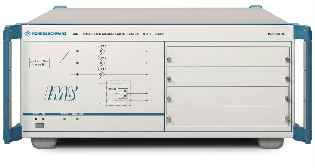 IMS Integrated Measurement System