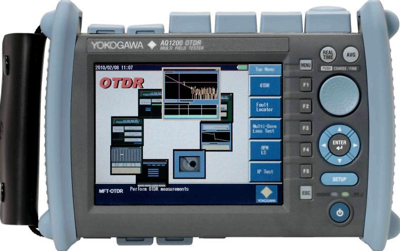 Optical OTDR tester