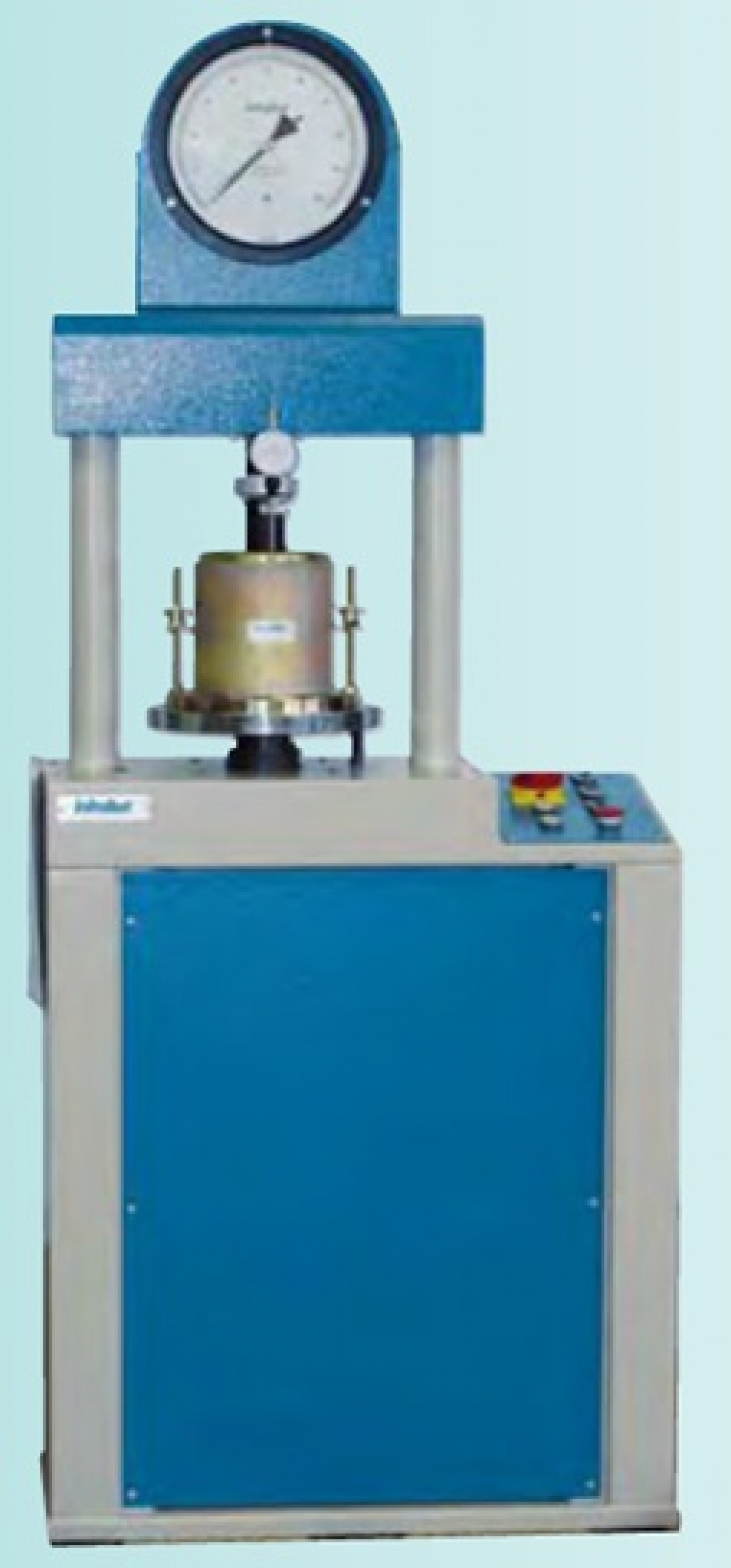 CBR testing machine / Marshal test 50 kN