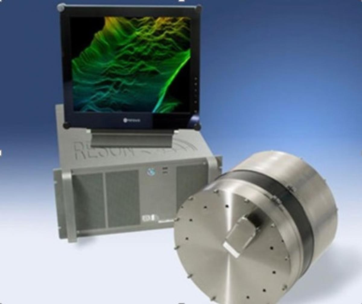 Multibeam sonar system