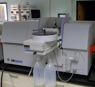 Atomic absorption spectrometer PerkinElmer