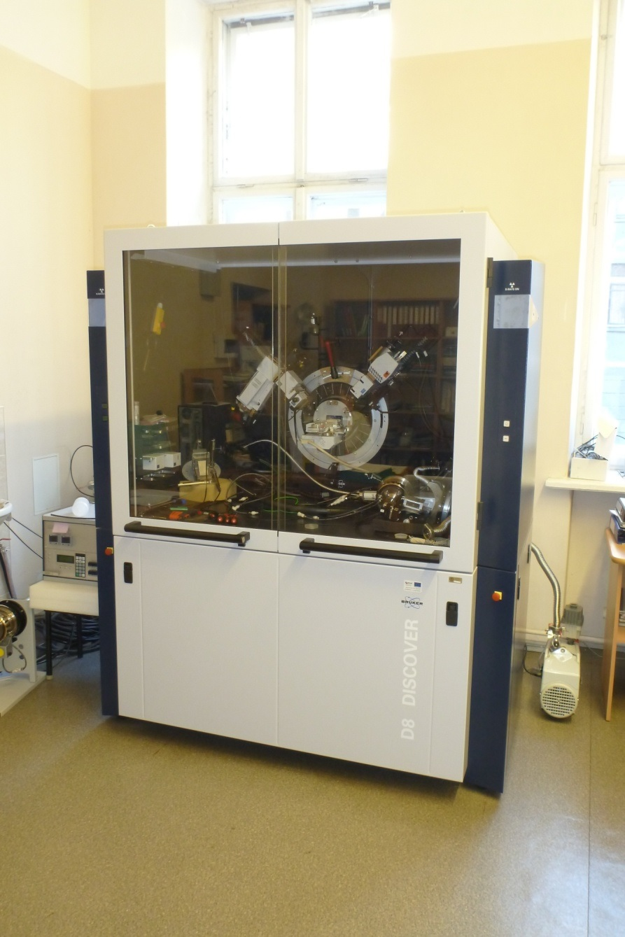 X-ray Powder Diffractometer  BRUKER