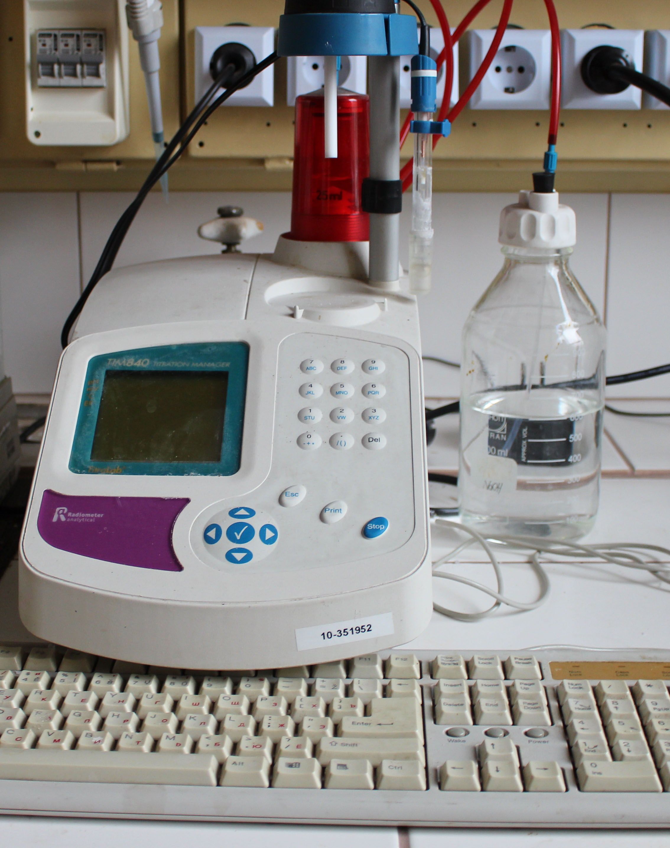 Titration Workstation