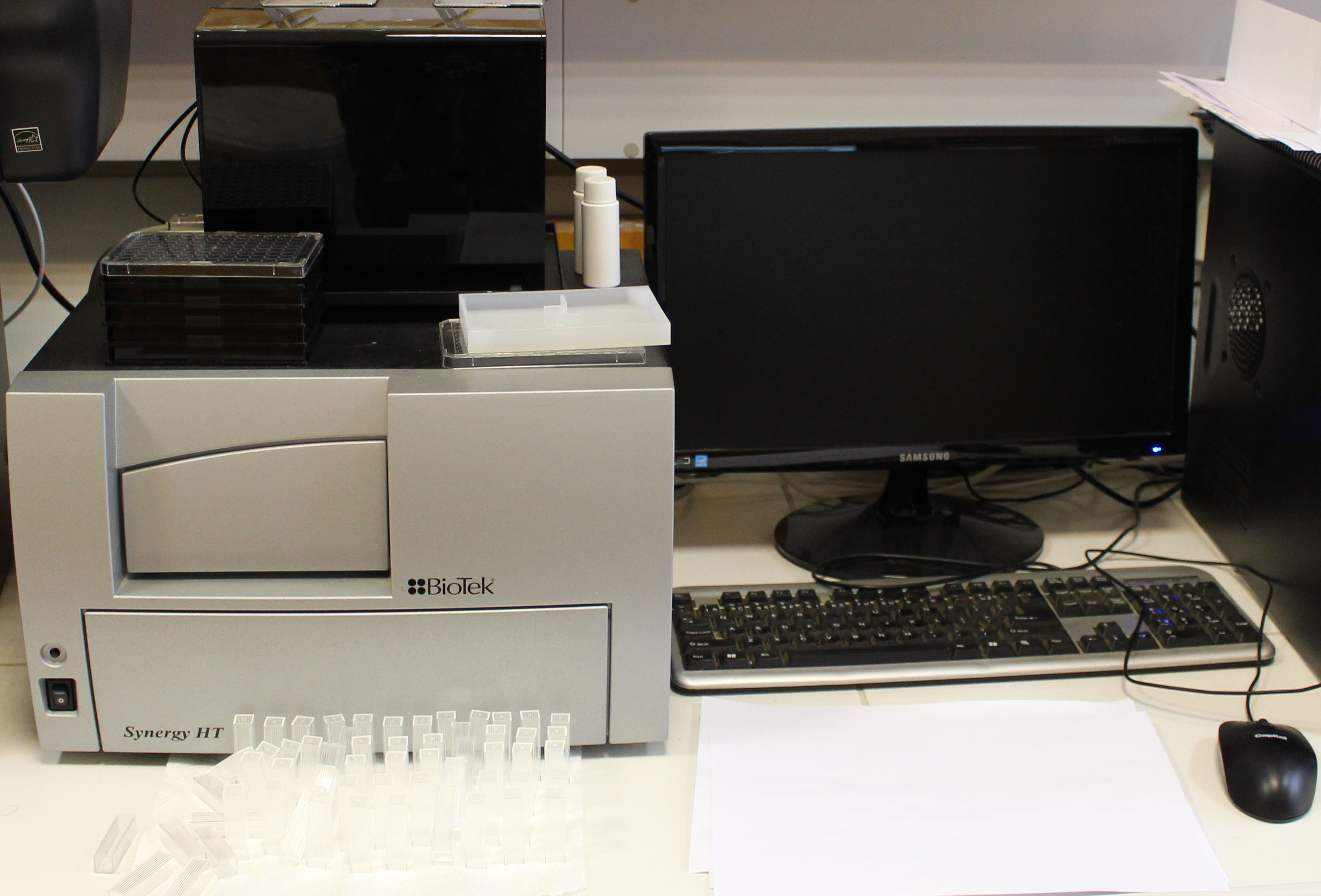 Multi-Detection Microplate Reader