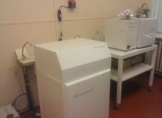 Stable Light Isotope Ratio Mass Spectrometer