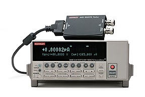 Picoammeter (Sub-femotamp Remote Source Meter), Keithley Instruments
