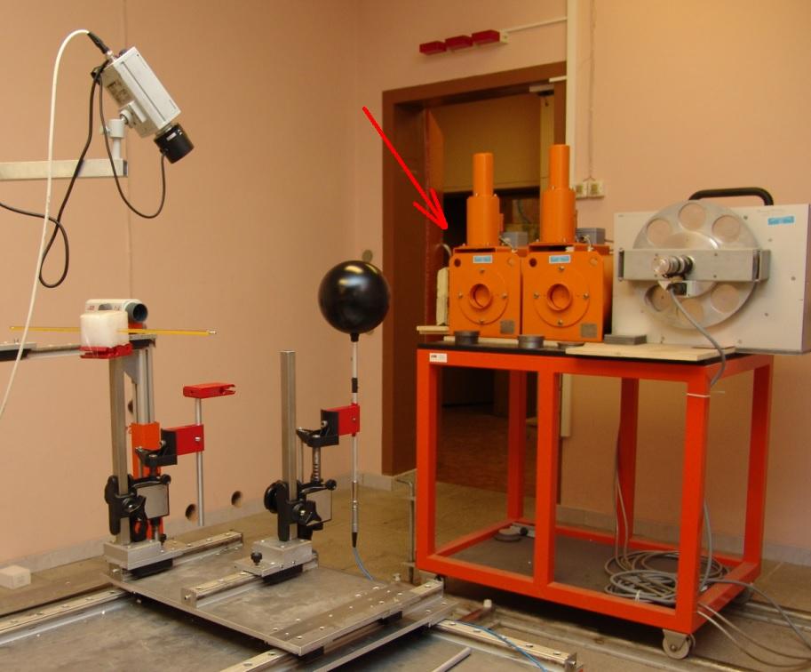 Gamma irradiator, AEA Technology QSA GmbH