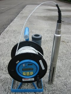 Submersible Multiparamter Sonde, SEBA