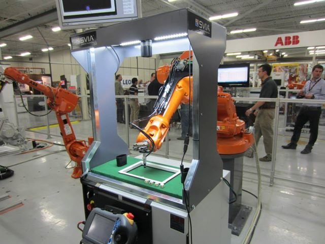 Industrial robot  IRB 1600