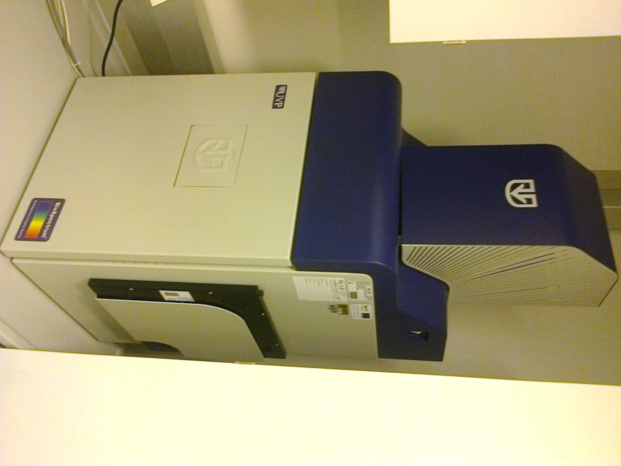 Imaging System Biospectrum 810, UVP