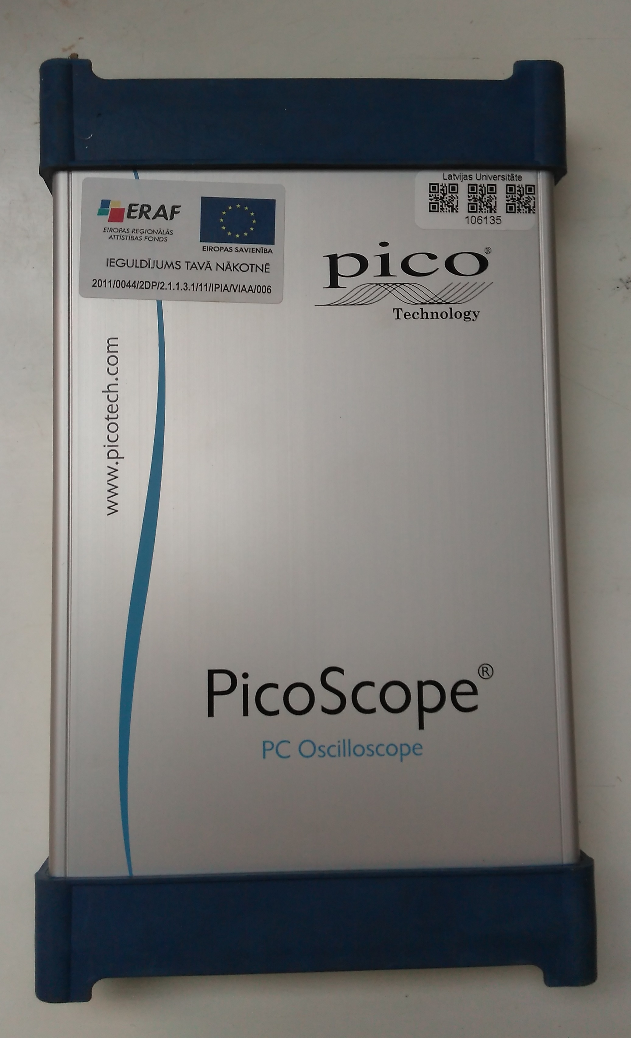 Pico Tehnology USB Osciloscope