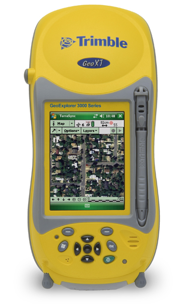 GPS (TRIMBLE GEOXT-3000)