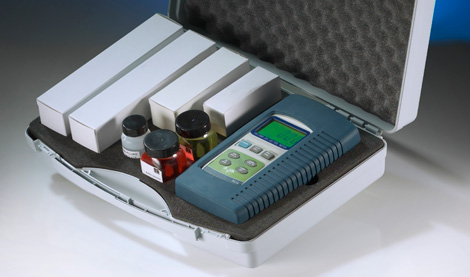 Conductometer + TDS and Ph measurement