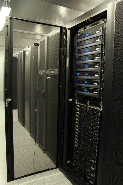 High Performance Computing cluster - supercomputer