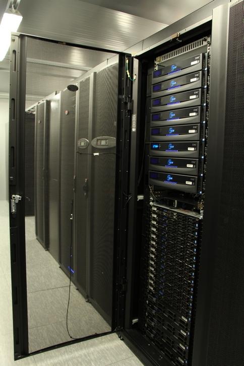 High Performance Computing cluster - supercomputer