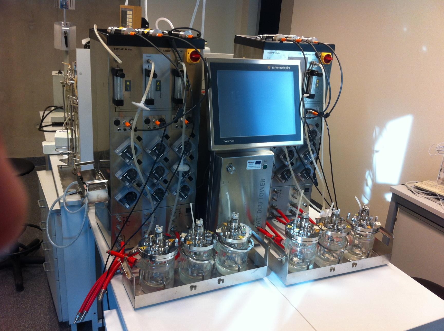 Biosat Qplus System 6-fold MO
