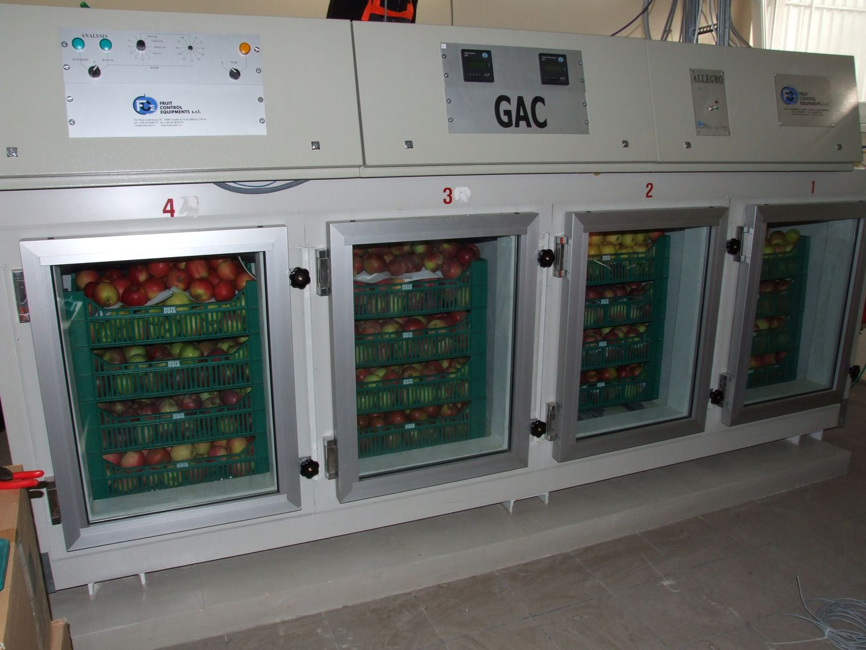 CA fruit storage equipment