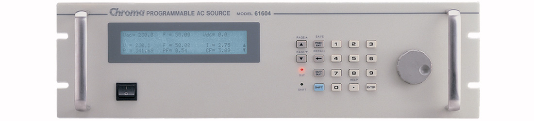 Programmable AC Source