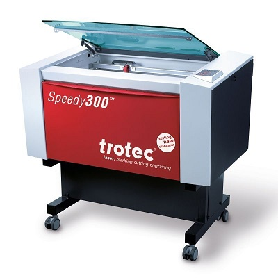 Trotec Speedy300 Laser Cutting and Engraving machine
