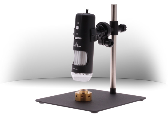 Digital Microscope With Polarizer