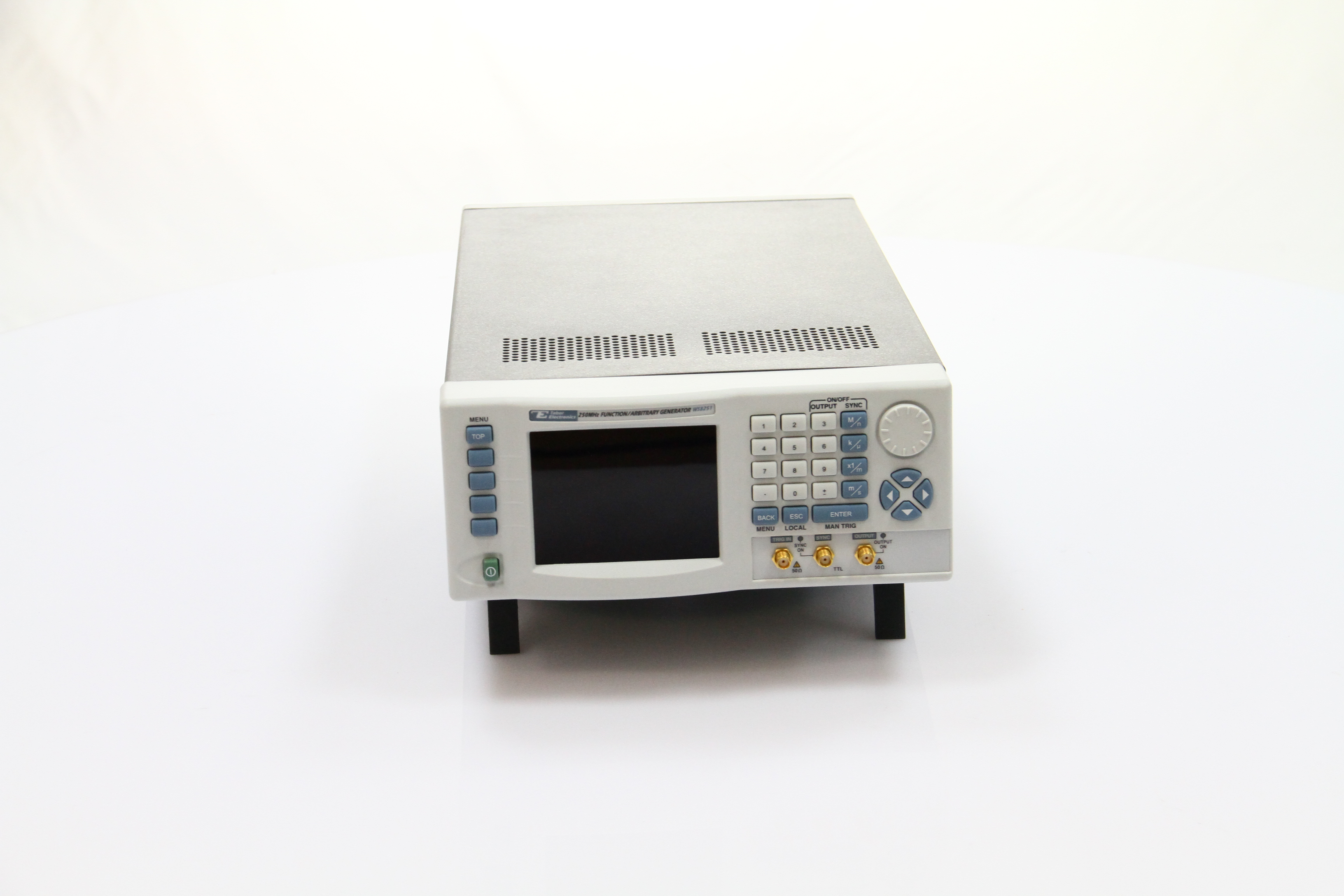 250MHz Single-Channel Arbitrary Function Generator