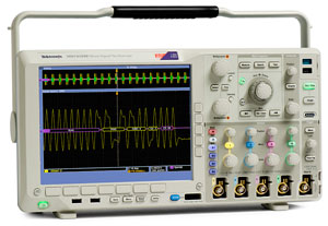 Mixed Signal Oscilloscope MSO4034B