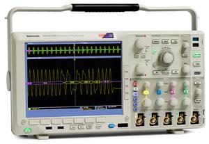 Mixed Signal Oscilloscope MSO4034B