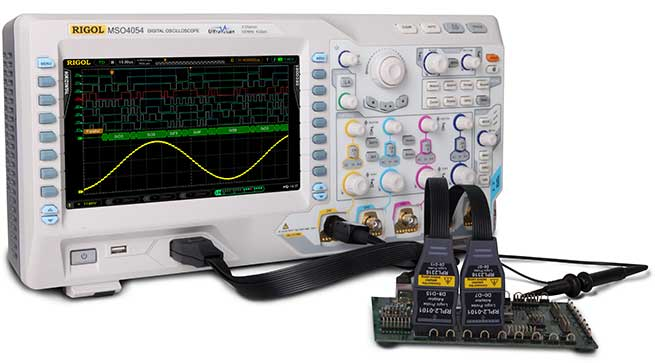 Mixed Signal Oscilloscope MSO4032