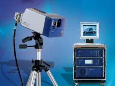Laser-vibrometer Polytec PSV-400