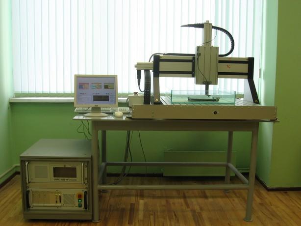 ultrasound testing device Hillgus USPC 3010