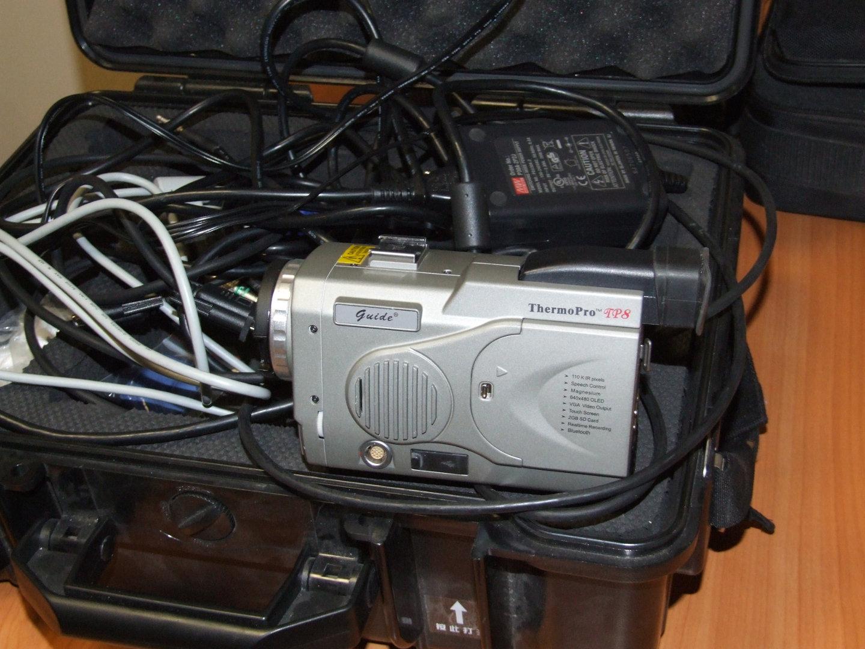 IR thermographic Camera