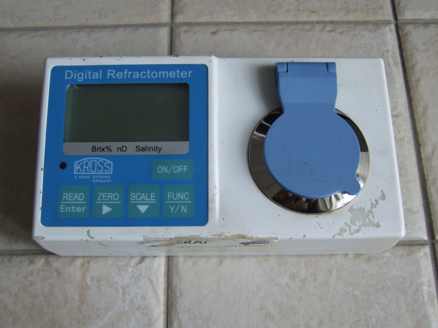 Digital Refractomer