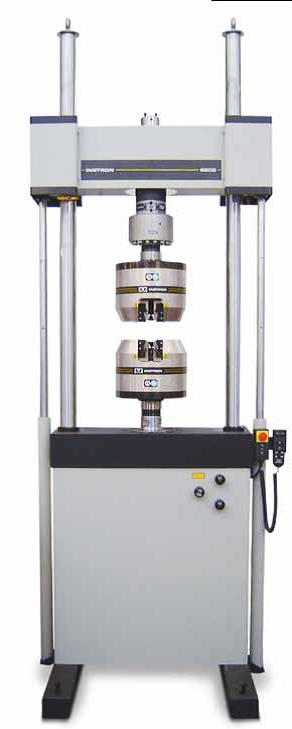 Servohydraulic Fatigue Testing System Instron 8802