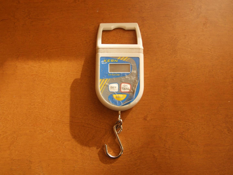 Weighing-machine KERN C415 K 20 (15kgx20g)