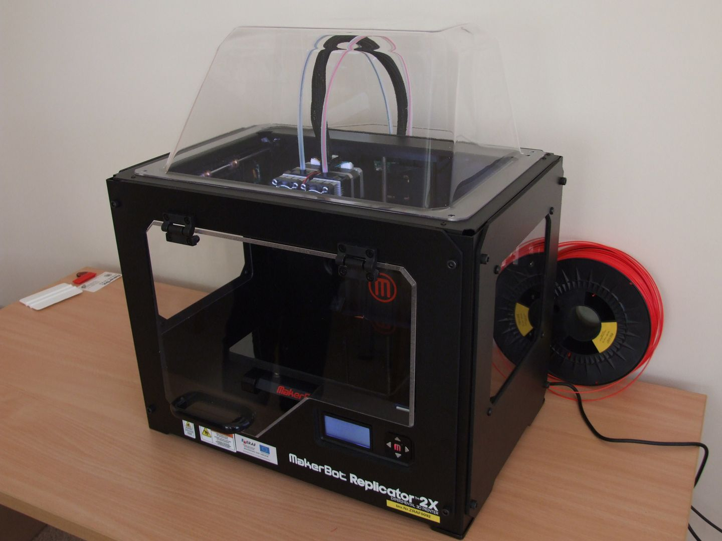 3D printer MakerBot Replicator 2X