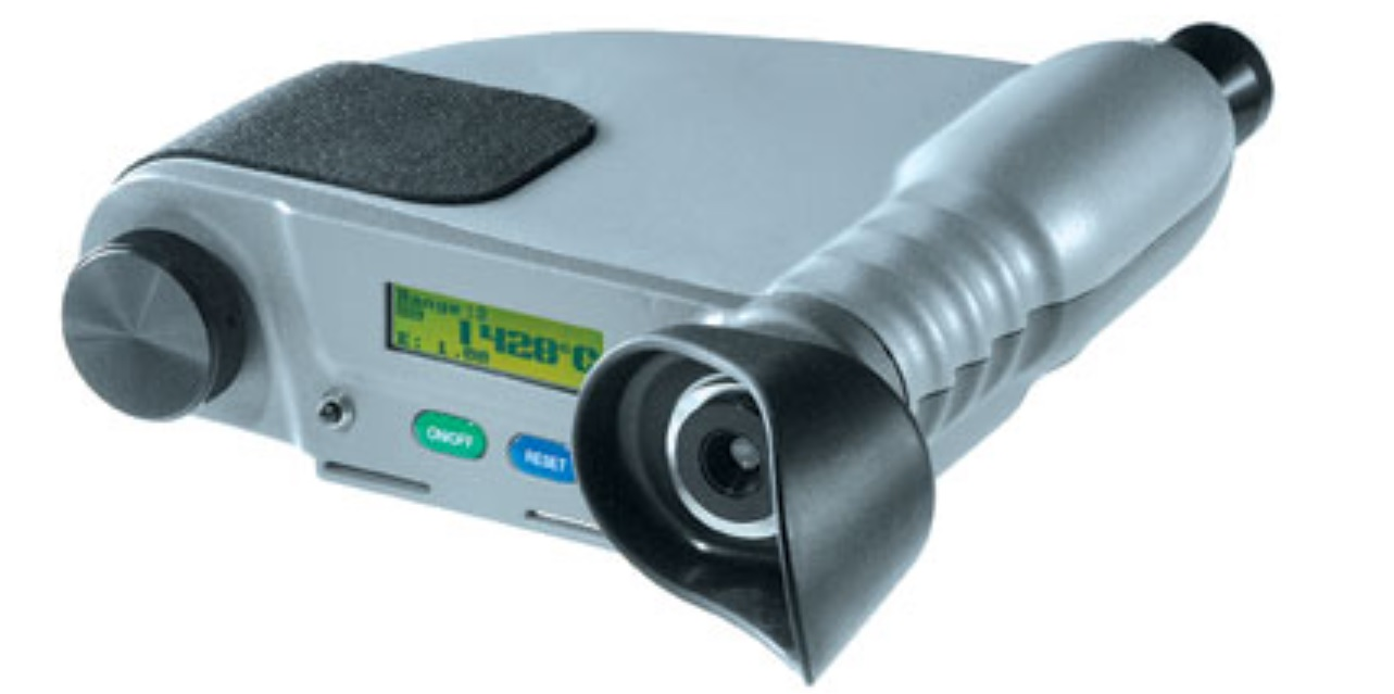 Optical pirometer